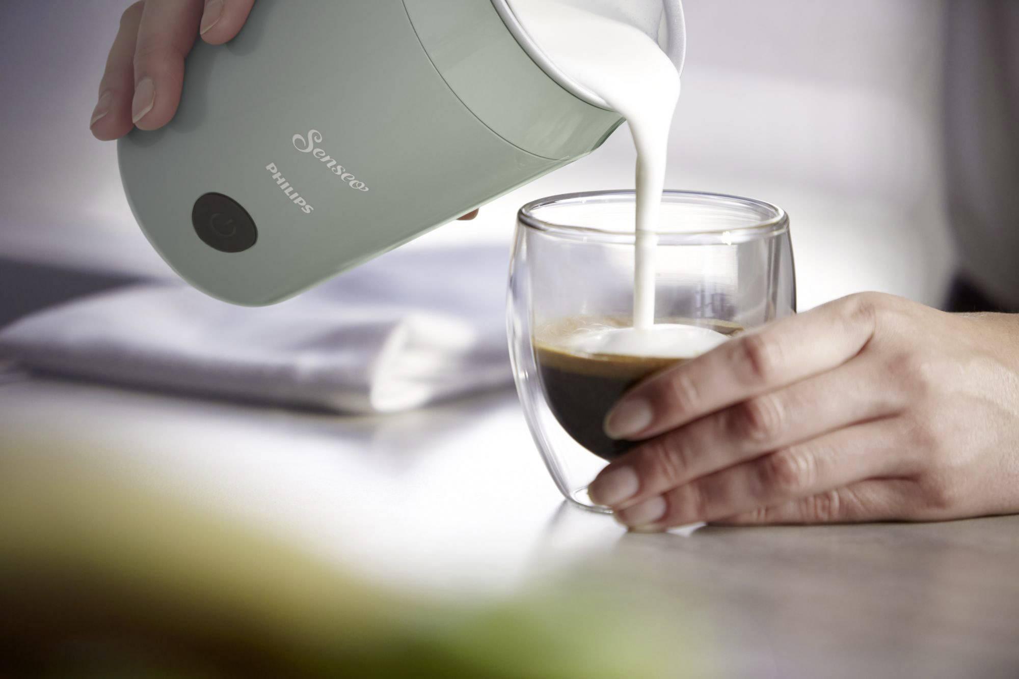 SENSEO® Milk Twister CA6500/10 sprava za mlijeka svijetlozelena 500 W
