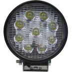 Berger & Schröter radno svjetlo 12 V, 24 V  20213 široko osvjetljenje - teren (Š x V x D) 117 x 117 x 68 mm 1890 lm 6000