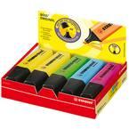 Stabilo signir STABILO BOSS® ORIGINAL 70/10-1 10 kom/paket žuta, zelena, ružičasta, plava boja 2 mm, 5 mm 10 St.