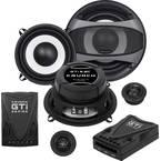 Crunch GTI-5.2c komplet 2-sustavskih ugradbenih zvučnika 160 W Sadržaj: 1 Set