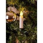 Konstsmide 1004-020 rasvjeta za božićno drvo  unutra   strujni pogon Broj žarulja 25 LED toplo bijela Osvjetljena duljin