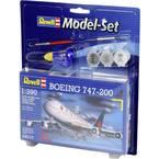 Revell 64210 Boeing 747-200 Air Canada model letjelice za sastavljanje 1:390