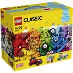 10715 LEGO® CLASSIC Vozila za konstrukcijsko gradivo