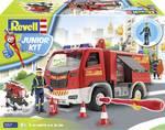 Junior vatrogasna postrojba s kompletom figura
