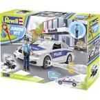 Revell 00820 Polizeiauto mit Figur model automobila za sastavljanje 1:20
