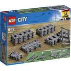 60205 LEGO® CITY tračnice