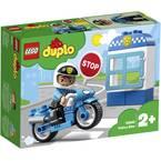 10900 LEGO® DUPLO® Policijski motocikl
