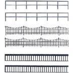 Auhagen 42 558 h0, tt željezna ograda plastični model