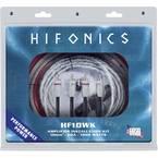 Hifonics CR-10WK vrsta auto-HiFi-pojačalo-priključak-komplet 10 mm²
