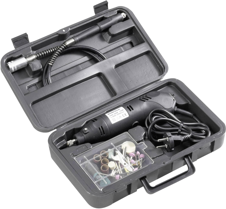 Basetech  814677 višenamjenski alat  uklj. oprema, uklj. kofer 80-dijelni 130 W