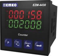 6 jegyű előre beállított számláló, relés kimenet, 46 x 46 mm, Emko EZM-4430.2.00.0.1/00.00/0.0.0.0 Emko