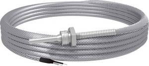 Hőmérséklet érzékelő, típus J -50 - 400 °C, vezetékhossz: 4 m, Emko Emko