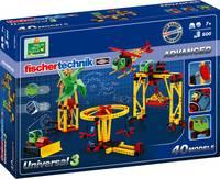 Kísérletező készlet, fischertechnik Universal 3, 511931 (511931) fischertechnik