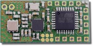 SVS Nachrichtentechnik CX-12 T Adó modul Max. hatótáv (szabad területen): 1000 m 2 V/DC, 3.6 V/DC SVS Nachrichtentechnik