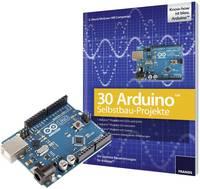 Arduino Uno ATmega328 + Franzis Arduino DIY Projects könyv (német nyelvű!) Franzis Verlag