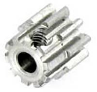 Reely Motor fogaskerék Modul típus: 0.8 Furat átmérő: 3.2 mm Fogak száma: 10 (219207) Reely
