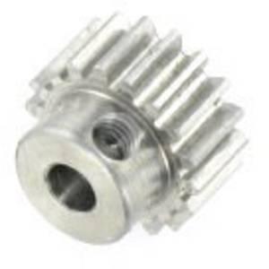 Reely Motor fogaskerék Modul típus: 0.6 Furat átmérő: 3.2 mm Fogak száma: 18 (EL 0221) Reely