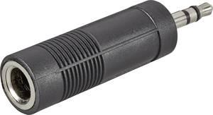 Adapter, jack 3,5 mm-es dugóról 6,3 mm-es aljra SpeaKa Professional