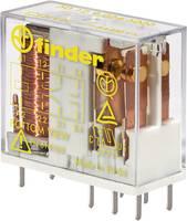 Finder biztonsági relé, 12 V/DC, 400 V/AC 8A, 2 váltós, 50.12.9.012.5000 Finder