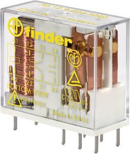 Finder biztonsági relé, 24 V/DC, 400 V/AC 8A, 2 váltós, 50.12.9.024.5000 Finder