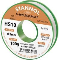 Ólommentes forrasztóhuzal 0,5mm/100g (631900) Stannol