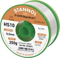 Ólommentes forrasztóhuzal 0,5mm/250g (631954) Stannol