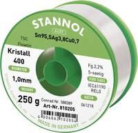 Forrasztóhuzal 1,0mm/250g FLOWTIN TSC (810299) Stannol