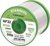 Ólom és halogénmentes huzal 1mm/500g Sn99,3Cu0,7 (648108) Stannol