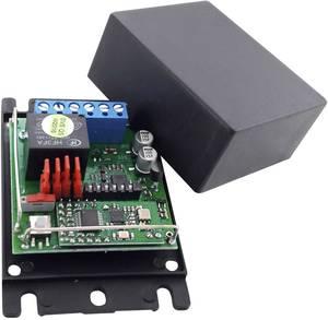 1 csatornás vezeték nélküli vevő, visszajelzéssel, SHR-12 K1, 434 MHz SVS Nachrichtentechnik