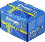 Alkáli mikroelem készlet, 24 részes, Conrad energy