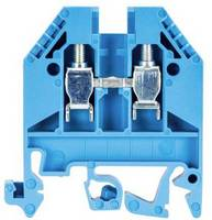 Szorítós sorkapocs kék 4mm Wieland