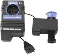 Vízszivárgás riasztó, áram és vízátfolyás lekapcsolással, 80 dB/1 m, Greisinger 105140 Greisinger