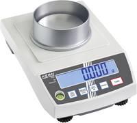 Kern PCB 100-3 Precíziós mérleg Mérési tartomány (max.) 100 g Leolvashatóság 0.001 g Hálózatról üzemeltetett, Elemekről Kern
