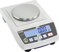 Kern PCB 200-2 Precíziós mérleg Mérési tartomány (max.) 200 g Leolvashatóság 0.01 g Hálózatról üzemeltetett, Elemekről Kern