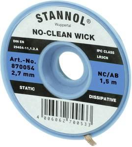 Kiforrasztó huzal 2,7 mm/1,5 m Stannol