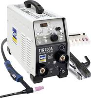 GYS TIG 200 Hegesztő inverter 5 - 200 A Tartozékokkal GYS