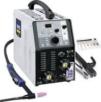 GYS TIG 200 Hegesztő inverter 5 - 160 A Tartozékokkal GYS
