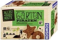 Barkácsdoboz Kosmos Garten-Piraten 604028 8 éves kortól Kosmos