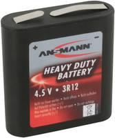 4,5V-os laposelem, cink-szén, 1700 mAh, Ansmann 3R12, 3LR12, 1203, V4912, MN1203, 312G, LR12, 4,5 V Block Ansmann