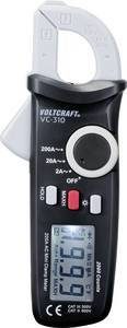 Mini AC váltóáram mérő lakatfogó 200A/AC CAT II 600 V, CAT III 300 V Voltcraft VC-310 AC VOLTCRAFT