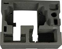Gossen Metrawatt Z701D Sortimo Foam Secutest Base Útlevélhab betét a Sortimo L-BOXX-hez 1 db Gossen Metrawatt
