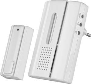 Vezeték nélküli ajtócsengő készlet, max. 30 m, Trust 78085 ACDB-7000AC Trust