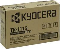 Kyocera Toner TK-1115 1T02M50NLV Eredeti Fekete 1600 oldalak (1T02M50NLV) Kyocera