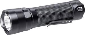 LED-es kézilámpa, elemes, 130/20 lm, 121g, fekete, LiteXpress LX0312AAA LiteXpress