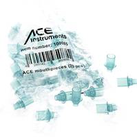 Fúvóka ACE Fúvóka ACE sorozat számára 25 db-os, csomag Kék (átlátszó) ACE