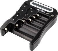 HyCell Elemteszter Batterietester LCD Mérési tartomány (elemteszter) 1,5 V, 3 V, 6 V, 9 V Elem 1900-0037 HyCell