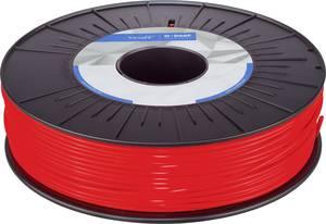 3D nyomtatószál 2,85 mm, PLA, piros, 750 g, Innofil 3D PLA-0004B075 BASF Ultrafuse