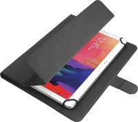 """Trust Tablet táska, univerzális Alkalmas a következő kijelző méretekhez=25,7 cm (10,1"""") BookCase Fekete Trust"""