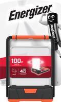 LED-es kemping lámpa 150 lm, 4 db AA ceruzaelemmel, sötétszürke, narancs színű Energizer Compact E300461000 Energizer
