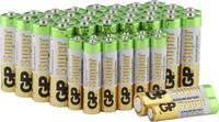 Alkáli elemkészlet, GP 32 db ceuza, 12 db mikroelem (030MEGAPACK) GP Batteries
